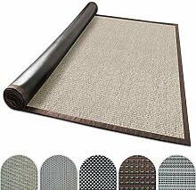 casa pura Outdoor-Teppich mit Bordüre | ideal