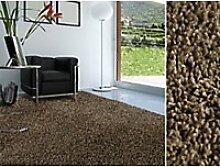 Casa Pura Teppich Polypropylen Braun 2900 mm x