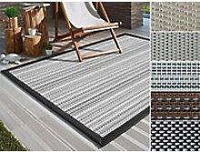Casa Pura Teppich Vintage Polypropylen Beige 1500