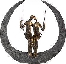 Casablanca by Gilde Dekofigur Skulptur Swing,