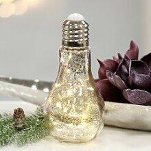 Casablanca - Dekoleuchte Glühbirne aus Glas - 10