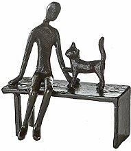 Casablanca - Design Skulptur, Figur - Loving - 30