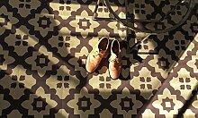 Casablanca grau Vinyl Boden Fliesen, Vinyl Bodenbelag