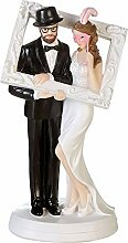 Casablanca Hochzeitsfigur Fotobox Poly