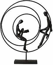 Casablanca - Skulptur, Design Figur - Circles -