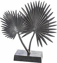 Casablanca - Skulptur Palm Tree Aluminium