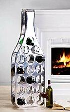 Casablanca - Weinflaschenständer Bottle aus