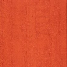 Casadeco San Francisco 19323112- Tapete Holzoptik Stuck in orange