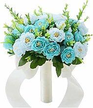 Casamento Brautjungfer Blumen Rosa Hochzeit