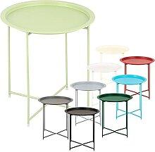 casamia Beistelltisch Gartentisch Balkon Tisch