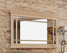 casamia Wandspiegel mit Holzsprossen Duett Pinie