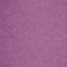 CASELIO Tour du Monde 60475002Tapete in lila mit Textur Leder antik