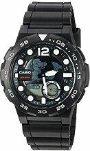 Casio Herren Uhr analog-digital Quarzwerk mit