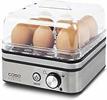 CASO E9 - Design Eierkocher für 8 Eier mit