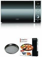 CASO MCG25 chef Design Mikrowelle 3in1 + Caso 3077