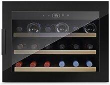 Caso WineSafe 18 EB Black Design