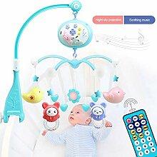 Cassiela Baby Mobile Für Babybetten Mit Musik,