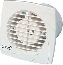 CATA, 00990000 B 8 PLUS,  / axialer Badlüfter Ventilator mit dünnem Frontgitter, 90 mm, weiß