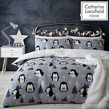 Catherine Lansfield Bettwäsche-Set aus Fleece,