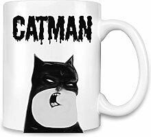 Catman Kaffee Becher