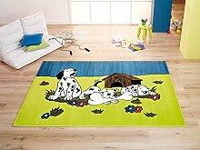 Cats Collection Design Teppich Dalmatiner 160 cm x 230 cm