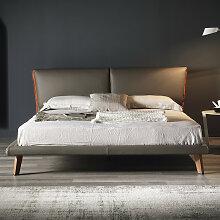 Cattelan Italia ADAM Bett mit Kunstlederbezug