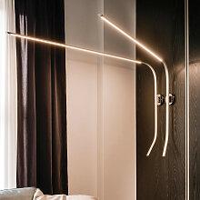 Cattelan Italia FISHERMAN drehbare LED-Wandlampe