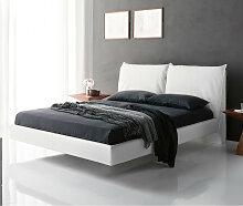 Cattelan Italia LUKAS Bett mit Kunstlederbezug