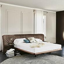 Cattelan Italia MARLON Bett mit Kunstlederbezug
