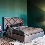Cattelan Italia PATRICK Bett mit Kunstlederbezug