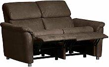 CAVADORE 2-Sitzer Sofa Chalsay inkl.