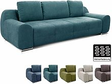 Cavadore Big Sofa Benderes / XXL-Couch mit