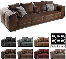Cavadore Big Sofa Mavericco / Große Polster Couch