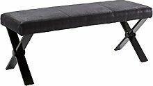 CAVADORE Küchenbank COLT / Sitzbank 140 cm breit