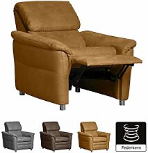 Cavadore Sessel Chalsay inkl. Relaxfunktion /