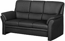 Cavadore Sitzgarnitur Klariza / Sessel, 3-Sitzer