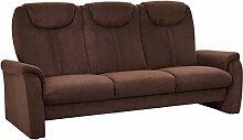 Cavadore Sofa Canta mit Bettfunktion / 3-sitzige