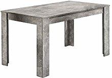 CAVADORE Tisch NICK / Moderner Esstisch 140 cm