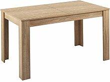 CAVADORE Tisch NICK / Moderner Esstisch 140 cm mit