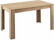 CAVADORE Tisch NICK / Moderner Esstisch 160 cm /