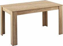 CAVADORE Tisch NICK / Moderner Esstisch 160 cm mit