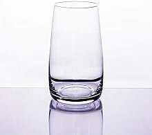 Cavavin - Modernes, legeres Glas-Set mit 4 Stück,