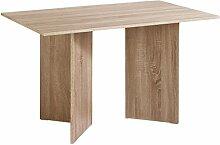 CAVDORE Tisch ANGLE / praktisch kleiner