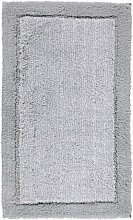 Cawö Badteppich TWO TONE 60 x 100 cm in Platin