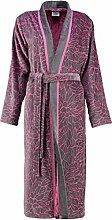 Cawö Damen Bademantel Kimono Brilliant 1493 L