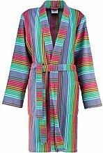 Cawö Damen Bademantel Kimono kurz 921 M