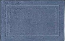 Cawö Home Badematte Classic 303 Nachtblau - 111