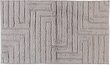 Cawö Home Badteppich Struktur 1004 60x100 cm