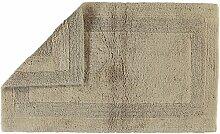 Cawö Wende Badematte Badeteppich sand 70x120 cm