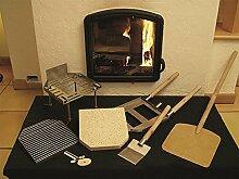 CB Pizza Casa Set für Kamin, Kaminofen und